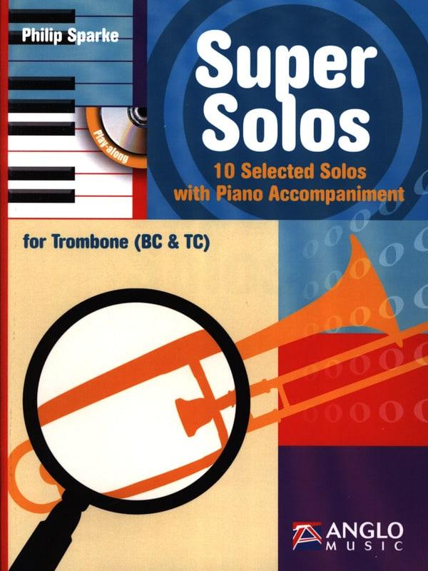Super Solos - 10 Selected Solos - Philip Sparke - laflutedepan.com