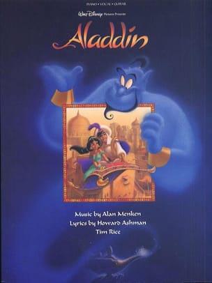 Aladdin DISNEY Partition Musique de film - laflutedepan