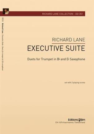 Executive Suite Richard Lane Partition Trompette - laflutedepan