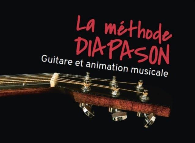 La Méthode Diapason - Partition - Guitare - laflutedepan.com