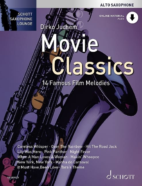 Movie Classics - 14 Famous Film Melodies - laflutedepan.com