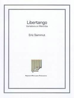 Libertango - Variations On Marimba Eric Sammut Partition laflutedepan