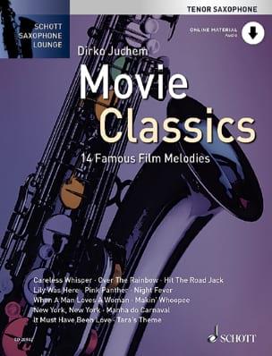 Movie Classics - 14 Famous Film Melodies Partition laflutedepan