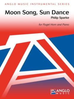Moon song, sun dance Philip Sparke Partition Trompette - laflutedepan