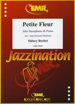 Petite Fleur Sidney Bechet Partition Saxophone - laflutedepan