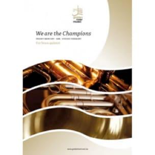 We are the Champions - Brass Quintet - laflutedepan.com