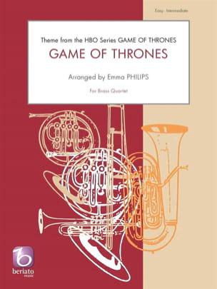 Game of Thrones - Quatuor de Cuivres Ramin Djawadi laflutedepan