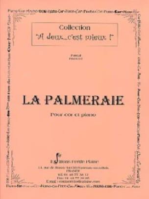 La Palmeraie - Pascal Proust - Partition - Cor - laflutedepan.com