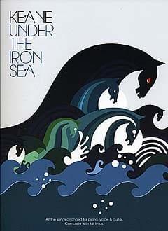 Under The Iron Sea Keane Partition Pop / Rock - laflutedepan