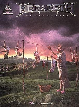 Youthanasia Megadeth Partition Pop / Rock - laflutedepan