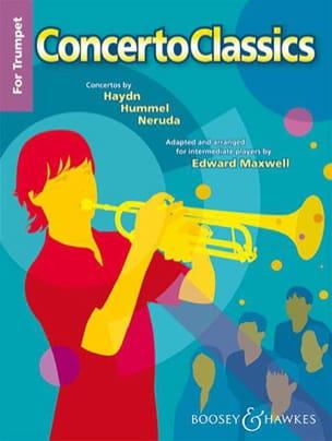 Concerto Classics For Trumpet Partition Trompette - laflutedepan