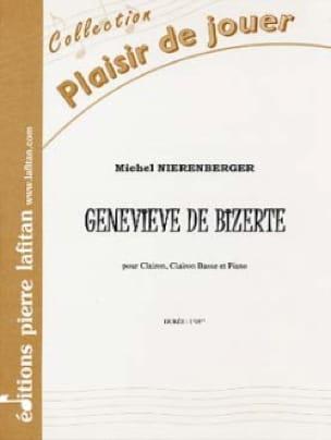 Geneviève de Bizerte - Michel Nierenberger - laflutedepan.com