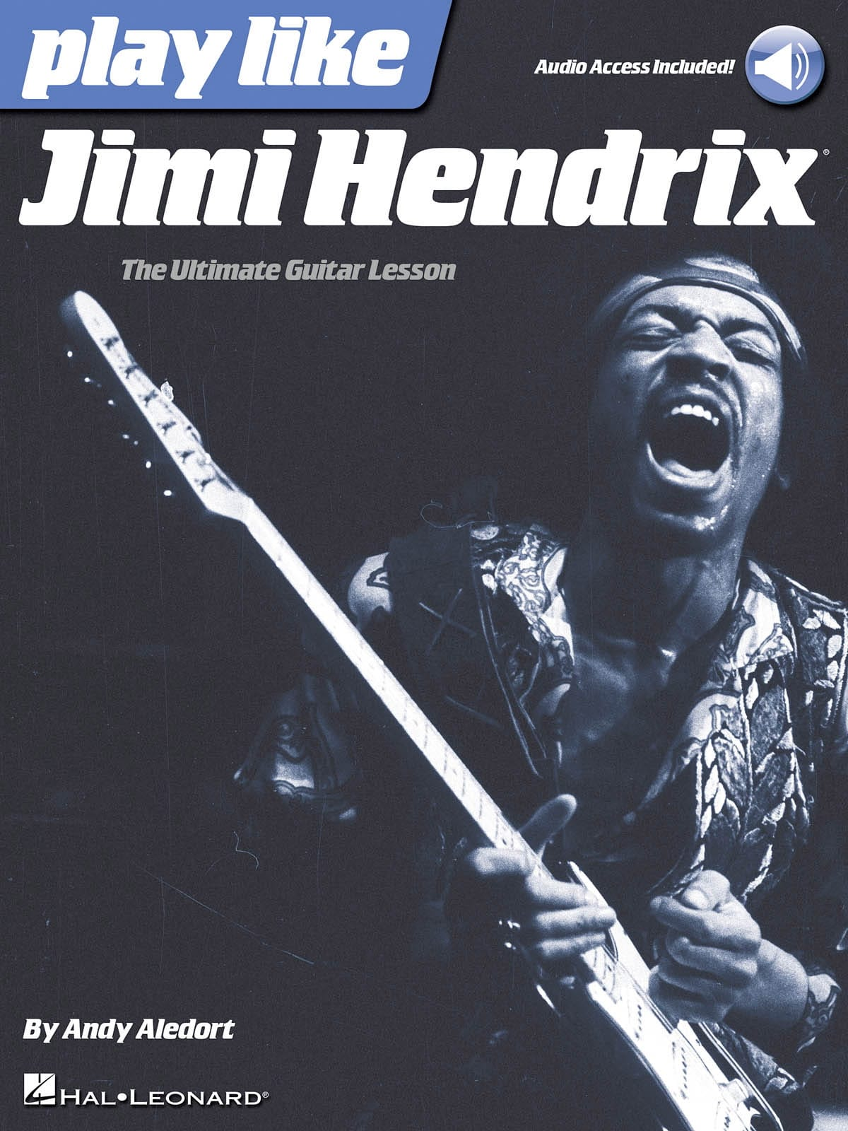 Play like Jimi Hendrix - Jimi Hendrix - Partition - laflutedepan.com