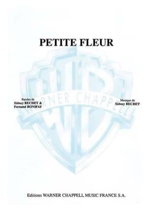 Petite Fleur Sidney Bechet Partition Chanson française - laflutedepan