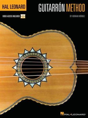 Hal Leonard Guitarrón Method - Herman Méndez - laflutedepan.com