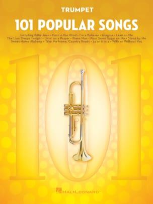 101 Popular Songs Partition Trompette - laflutedepan