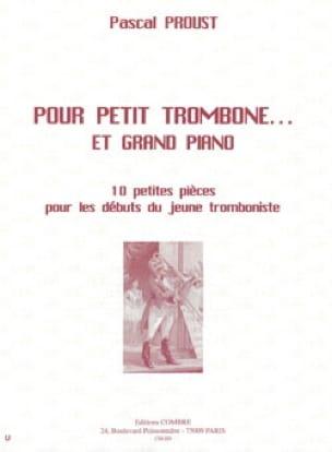 Pour petit trombone... et grand piano - laflutedepan.com