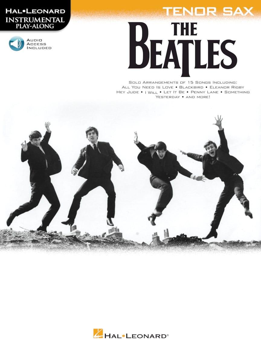 The Beatles - Instrumental Play-Along Tenor Sax - laflutedepan.com