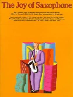 - The joy of saxophone - Partition - di-arezzo.com