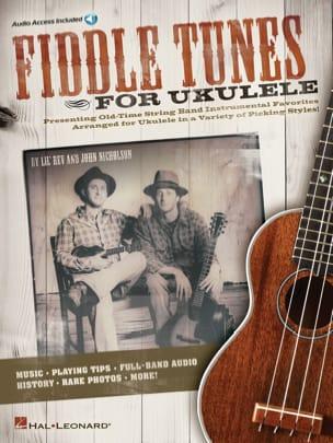 Fiddle Tunes for Ukulele Partition Guitare - laflutedepan
