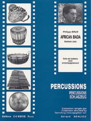 African Bada - Philippe Brun - Partition - laflutedepan.com