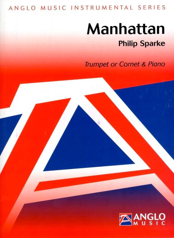 Manhattan - Philip Sparke - Partition - Trompette - laflutedepan.com