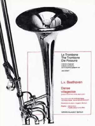 Danse Villageoise - BEETHOVEN - Partition - laflutedepan.com