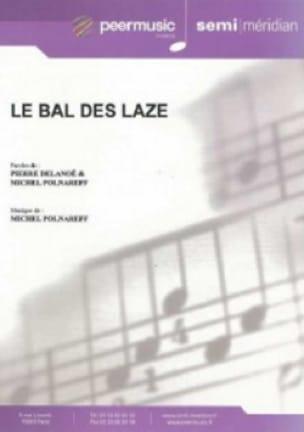 Le Bal des Laze - Michel Polnareff - Partition - laflutedepan.com