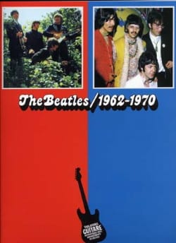 The Beatles 1962-1970 BEATLES Partition Pop / Rock - laflutedepan