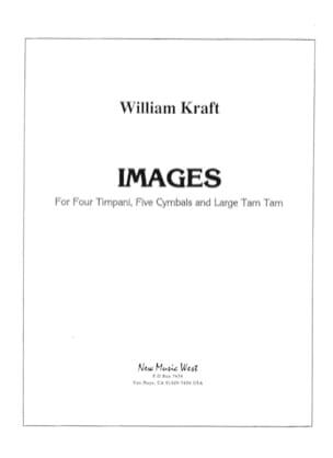 Images William Kraft Partition Multi Percussions - laflutedepan