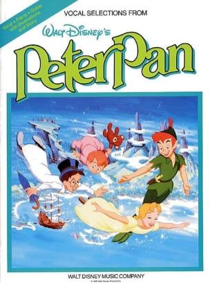 Peter Pan DISNEY Partition Musique de film - laflutedepan