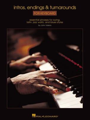 Intro, Endings & Turnarounds For Keyboard John Valerio laflutedepan