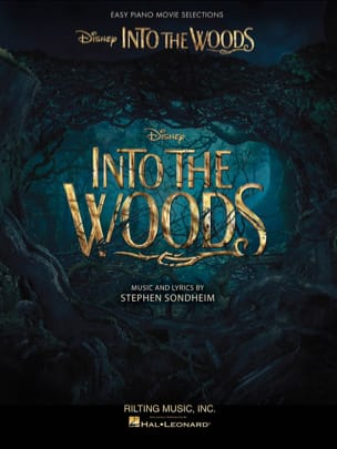 Into the Woods - Easy Piano Selections from the Disney Movie laflutedepan