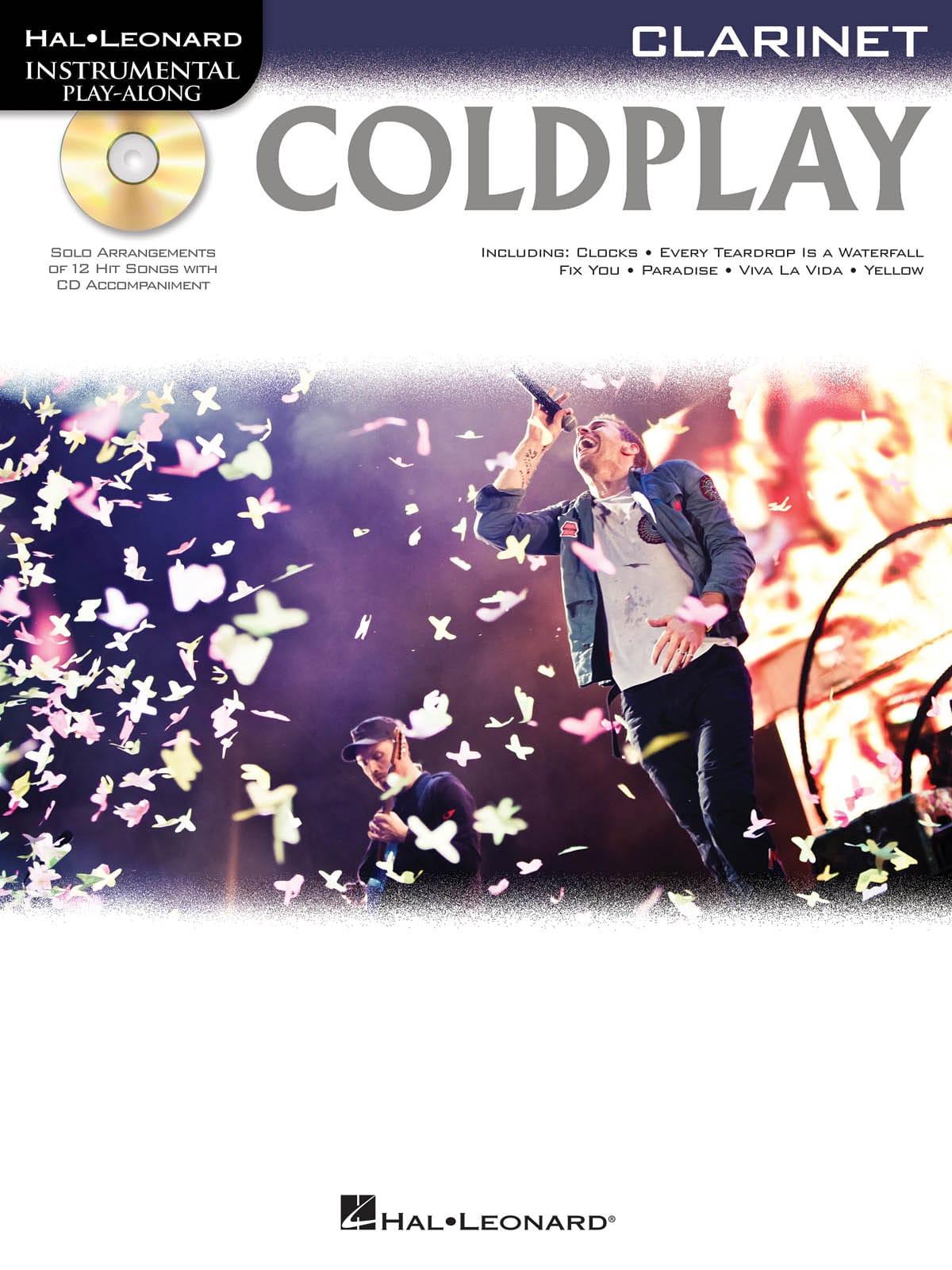 Coldplay - Instrumental play-along - Coldplay - laflutedepan.com