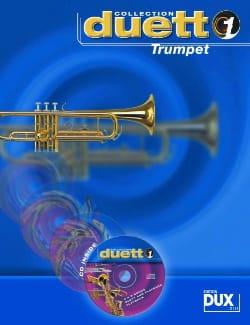 Collection duett Volume 1 Partition Trompette - laflutedepan