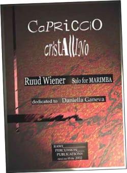 Capriccio cristallino dédié à Daniella Ganeva Ruud Wiener laflutedepan