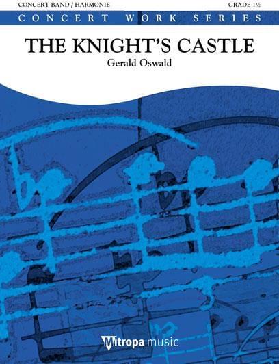 The Knight's Castle - Gerald Oswald - Partition - laflutedepan.com