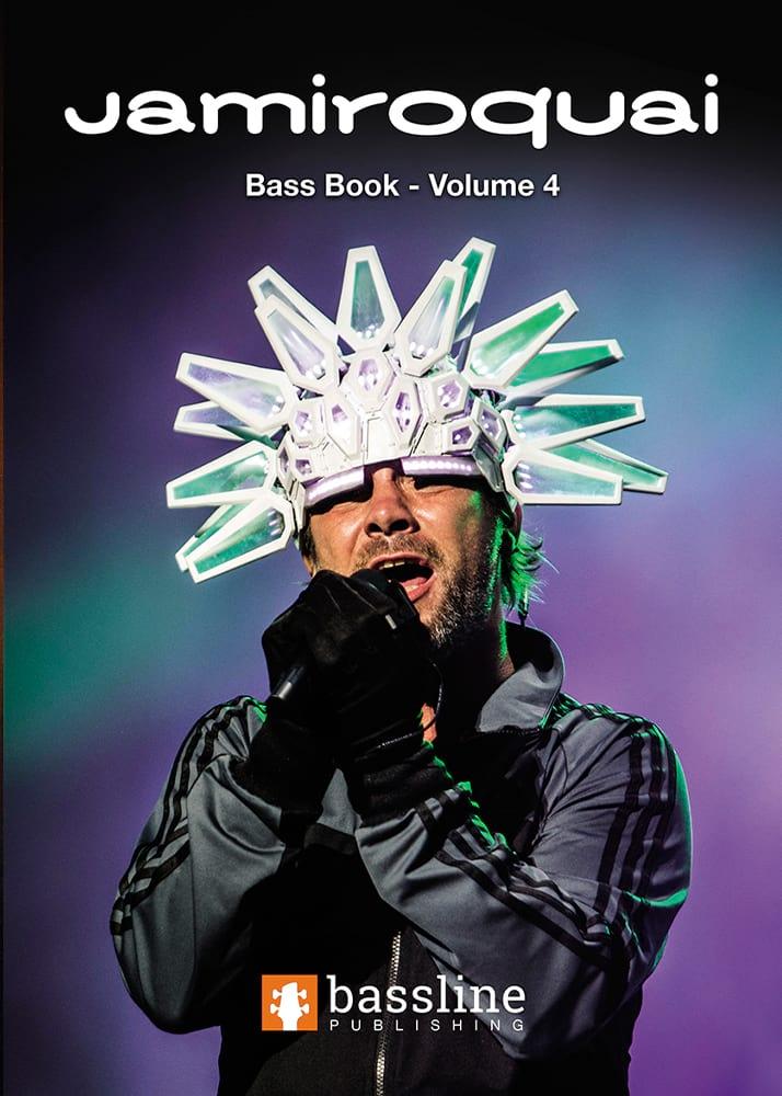 The Jamiroquai Bass Book - Volume 4 - Jamiroquai - laflutedepan.com