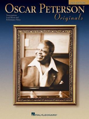 Oscar Peterson Originals 2nd Edition Oscar Peterson laflutedepan