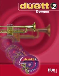 Collection duett Volume 2 Partition Trompette - laflutedepan