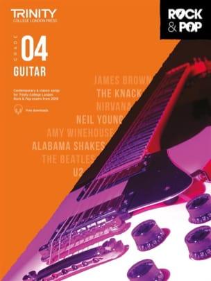 Trinity Rock and Pop 2018 -20 Guitar Grade 4 laflutedepan