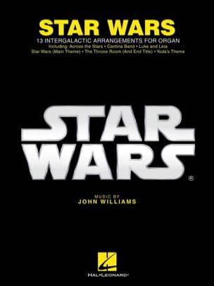 Star Wars pour Orgue John Williams Partition Orgue - laflutedepan