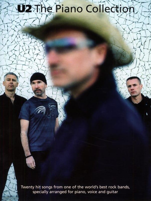 U2 The Piano Collection - U2 - Partition - laflutedepan.com