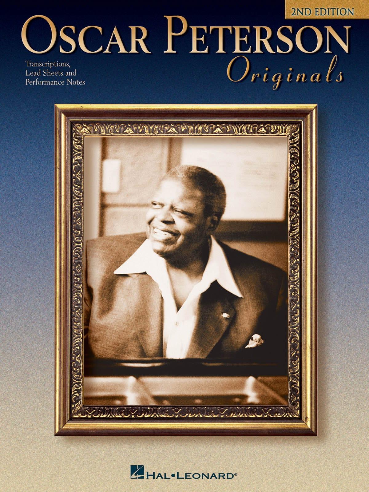 Oscar Peterson Originals 2nd Edition - laflutedepan.com