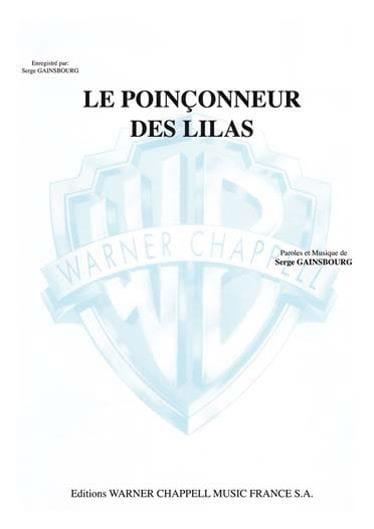 Poinçonneur Le Des Lilas - Serge Gainsbourg - laflutedepan.com