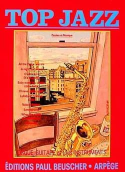 Top Jazz Partition Chanson française - laflutedepan