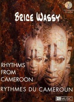 Rythmes du Cameroun Brice Wassy Partition laflutedepan