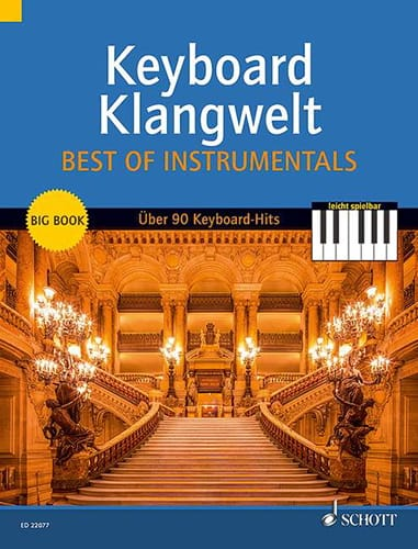 Keyboard Klangwelt - Best of Instrumentals - laflutedepan.com