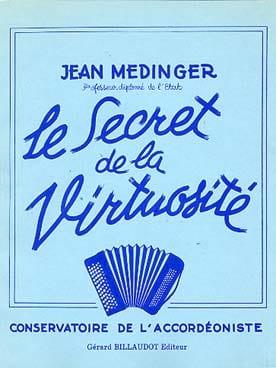 Le Secret de la Virtuosité Jean Medinger Partition laflutedepan
