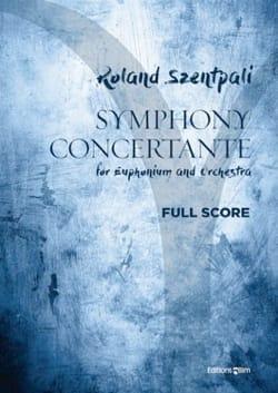 Symphony Concertante - Euphonium et piano laflutedepan